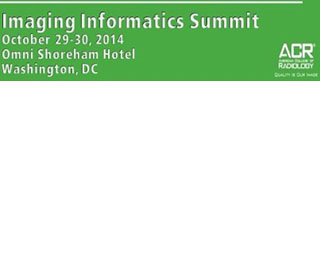 2014 ACR Imaging Informatics Summit