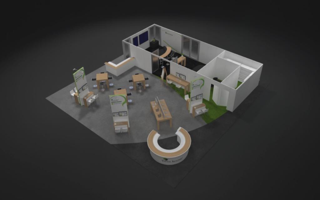 Visage Imaging Booth 1350 @ RSNA 2015