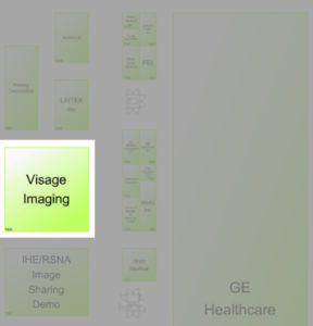Visage Location at RSNA 2015